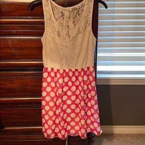 Speechless brand dress